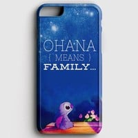 Lilo And Stitch iPhone 6/6S Case