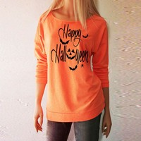 Happy Halloween Pullover