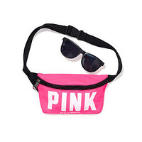 Fanny Pack & Sunglasses - PINK - Victoria's Secret