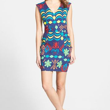 Women's Plenty by Tracy Reese Pocket Shift Dress