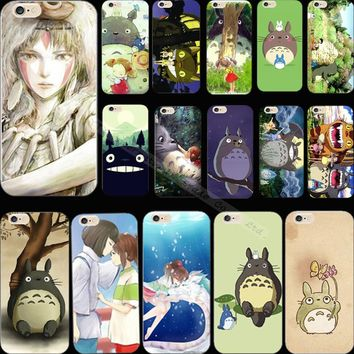 5 5S SE Silicon Painting Japanese Anime Phone Cover Case For Apple iPhone 5 iPhone 5S SE iPhone5S Cases Shell 2017 Top Fashion