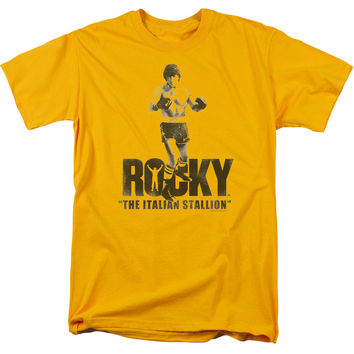 Men's Rocky/The Italian Stallion T Shirt