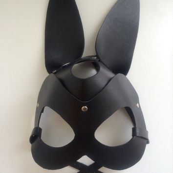 Bunny mask,mask,rabbit mask