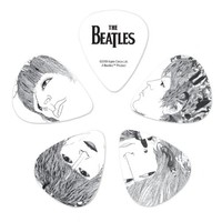 Planet Waves Beatles Guitar Picks, Revolver, 10 pack, Medium