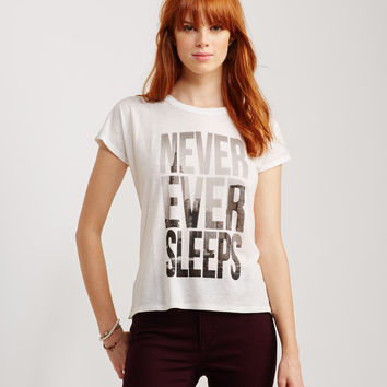 NYC Never Sleeps Tee