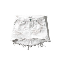One Teaspoon Junkyard Skirt