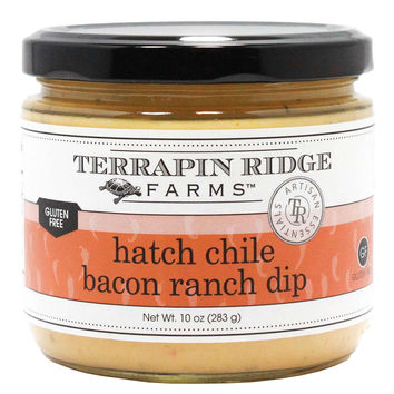 Terrapin Ridge Farms - Hatch Chile Bacon Ranch Dip, 10 oz