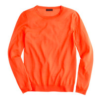 J.Crew Womens Collection Featherweight Cashmere Long-Sleeve