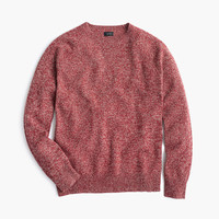 J.Crew Mens Marled Lambswool Sweater