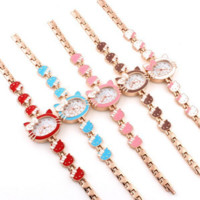 Hello Kitty Watches Fashion