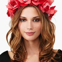 Daza Rose Crown