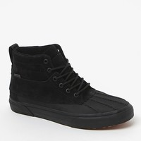 Vans SK8 Hi Del Pato MTE Sneakers - Mens Shoes - Black/Black