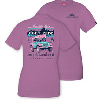 """Simply Southern """"Mountain"""" Short Sleeve Tee"""