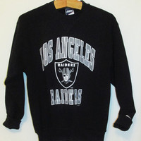 Vintage 1990's Los Angeles Raiders Sweatshirt