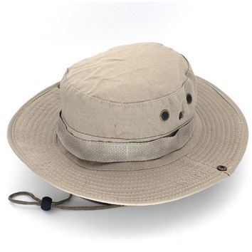 Camping Bucket Hat - The Ultimate Boonie Hat