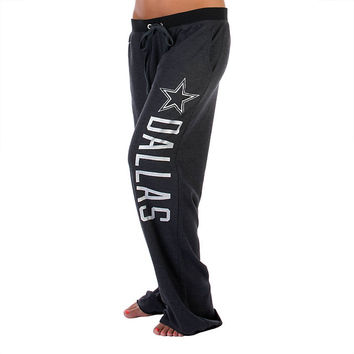 Dallas Cowboys PINK Boyfriend Pant | PINK | Womens | Cowboys Catalog | Dallas Cowboys Pro Shop