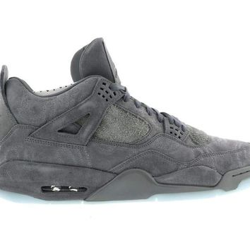 KUYOU Jordan 4 Retro x KAWS - Cool Grey