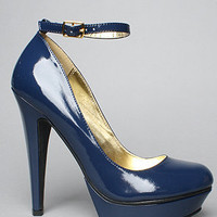 The Lux Shoe in Navy by *Sole Boutique | Karmaloop.com - Global Concrete Culture