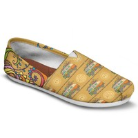 Tribal Hippie Casual Shoes