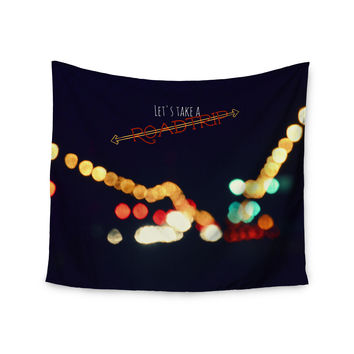 "Robin Dickinson ""Road Trip"" Wall Tapestry"