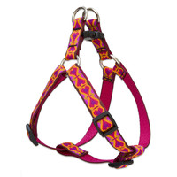 Lupine Heart 2 Heart Step-In Medium Dog Harness (3/4 Inch)