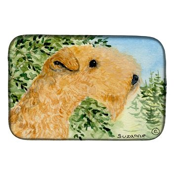 Lakeland Terrier Dish Drying Mat SS8888DDM