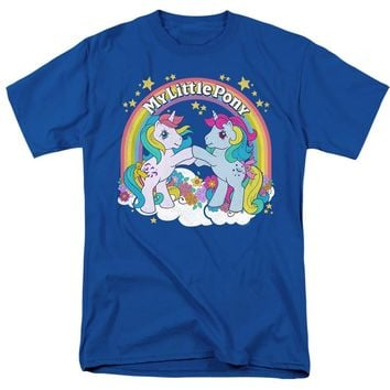 My Little Pony T-Shirt Windy and Moonstone Royal Tee