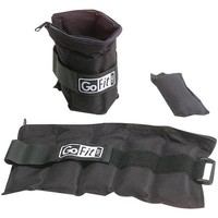 GoFit(R) GF-5W Ankle Weights (Adjusts from .5lb to 5lbs)