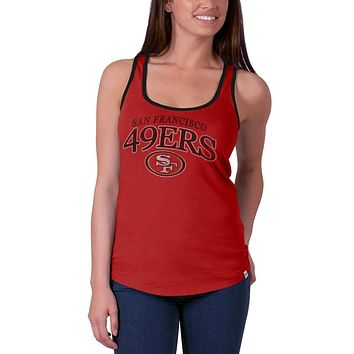 San Francisco 49ers - Logo Headway Juniors Tank Top