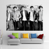 One Direction 1D Giant Wall Art Picture Poster