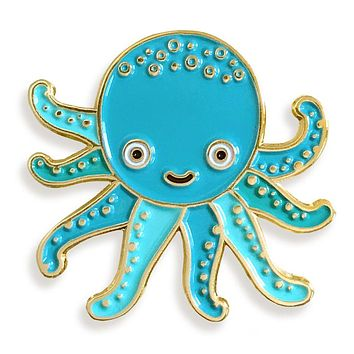 Pin Pals - Octopus