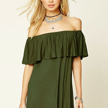 Off-The Shoulder Dress