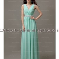mint prom dress, unique prom dress, off shoulder prom dress, long prom dress, simple prom dress, formal prom dress, long bridesmaid dress, custom bridesmaid dress