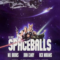 Spaceballs Movie Poster 11x17