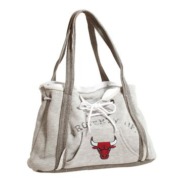 Chicago Bulls NBA Property Of Hoodie Purse