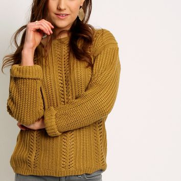 Changing Seasons Sweater | Ruche