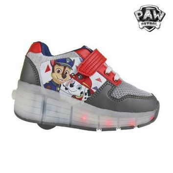 Shoes with wheels and LEDs The Paw Patrol 482 (size 29)