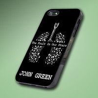 The Fault in Ours Stars John Green - Hard Case Made From Plastic or Rubber - For iPhone 4/4s, 5, 5c, 5s, iPod 4, 5, Samsung S3, S4