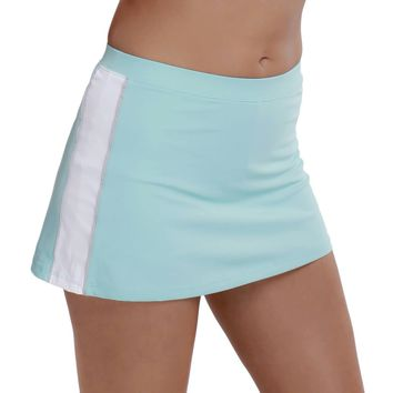 Women's  Active Performance Skort With Built In Shorts  Skirt