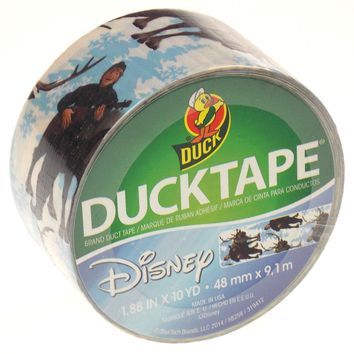 """Disney Frozen Kristoff Sven Duck Tape Duct 1.88""""x10yd Lot of 6 Crafts Decorating"""