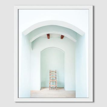 Minted for west elm – Seated In Greece