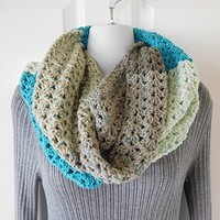 Women's Scarf - Crochet Scarf for Women or Teens