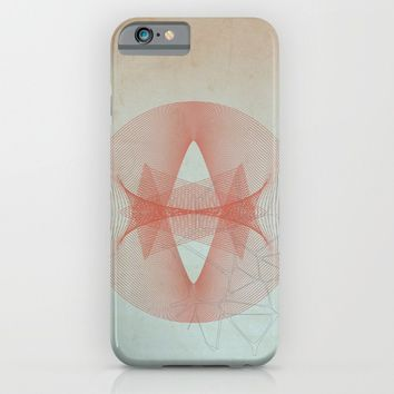 Abstract Scene - Sun iPhone & iPod Case by Miguel Angélus Batista
