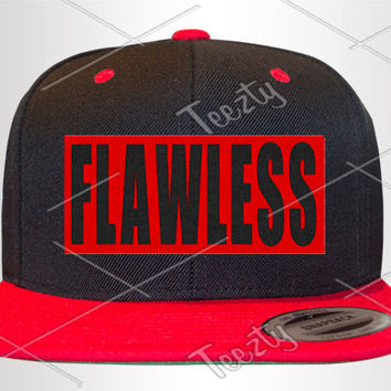 Flawless Beyonce Yonce I Woke Up Like Dis Surfboard Beyonce Clothing Snapback Snapbacks Hats Hat Cap Caps Custom Snapback Snapbacks
