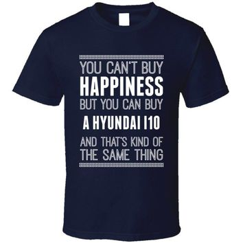 Buy A Hyundai i10 Happiness Car Lover T Shirt Deadpool 2018 Fashion Short Sleeve Brand Clothes