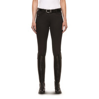 Ariat Ladies Heritage Full Seat Breech - Black