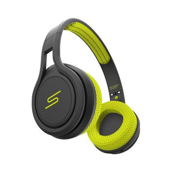 SMS Audio - STREET by 50 Cent Sport On-Ear Headphones - Yellow