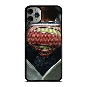 SUPERMAN OPENING SHIRT iPhone Case Cover