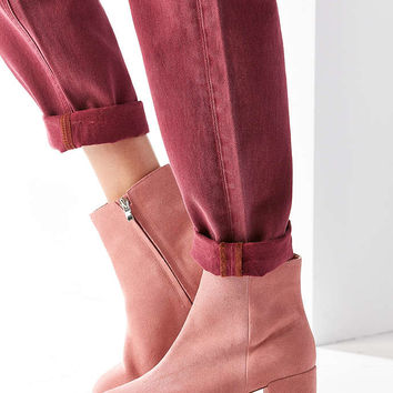 Thelma Suede Ankle Boot - Urban Outfitters
