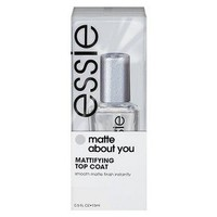 essie Nail Care - matte about you top coat